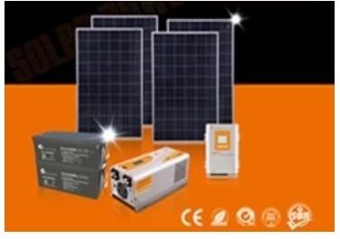 3KW Solar Power System